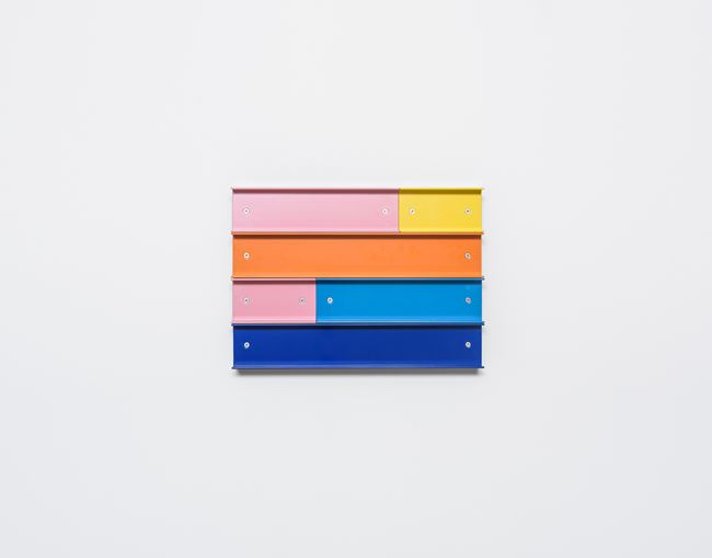 Acceptance Channelled by Liam Gillick contemporary artwork