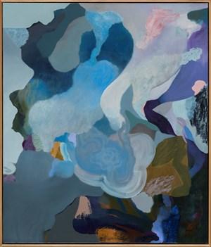 Cold Smoke by Tonee Messiah contemporary artwork
