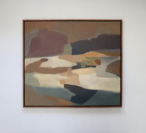 The Painted Desert by Deborah Tarr contemporary artwork