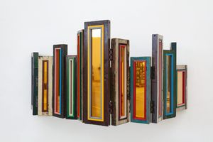 Usefulness of Uselessness - Compressed Window No. 04 by Song Dong contemporary artwork sculpture