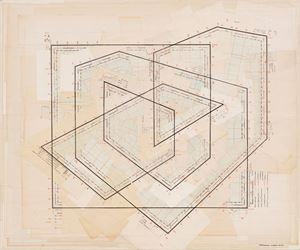 Spatial Scribble (II) by Gerhard Marx contemporary artwork
