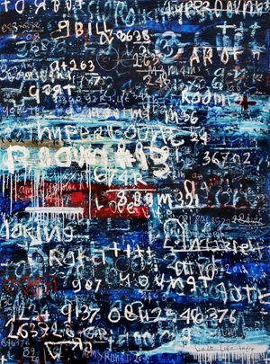 Hypercount #3 by Dedy Sufriadi contemporary artwork
