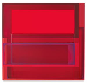 Dead Red by Patrick Wilson contemporary artwork
