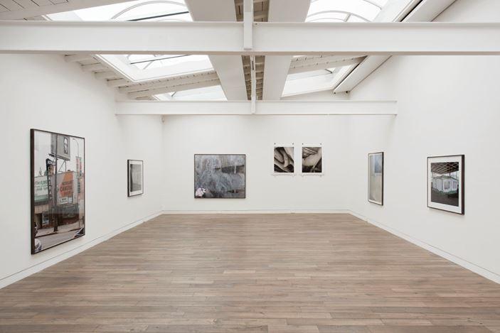 Exhibition view: Joachim Brohm, Less and More, Beck & Eggeling International Fine Art, Düsseldorf (6 March–16 May 2020). Courtesy Beck & Eggeling International Fine Art.