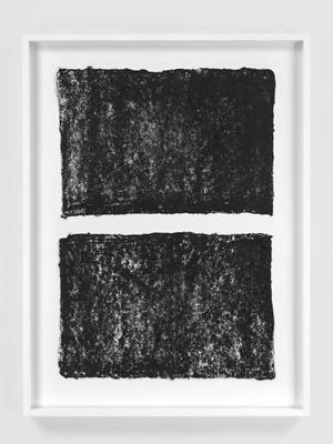 Composite Diptych 3 by Richard Serra contemporary artwork