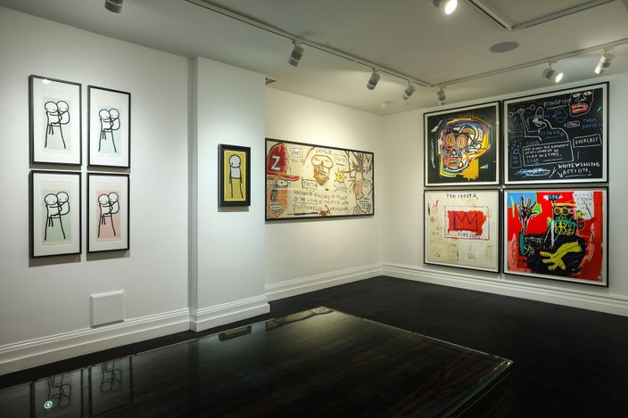 Exhibition view: Group Exhibition,Spring Contemporary, Maddox Gallery, Maddox Street, London (11 April–20 May 2021). Courtesy Maddox Gallery.