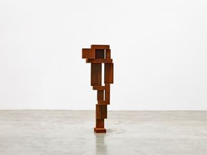 LEAN II by Antony Gormley contemporary artwork