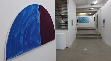 Contemporary art exhibition, Group Show, Line/Form/Colour/Intention - An Exhibition Exploring Abstraction at Page Galleries, Wellington