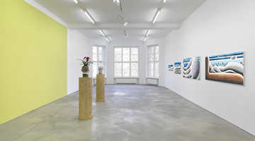 Contemporary art exhibition, Andreas Schulze, Solo Exhibition at Sprüth Magers, Berlin