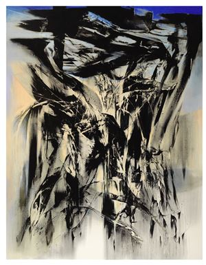 Titan by Yang Chihung contemporary artwork