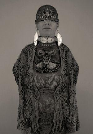 Plessàura by Roberto Kusterle contemporary artwork