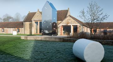 Contemporary art exhibition, Not Vital, SCARCH at Hauser & Wirth, Somerset