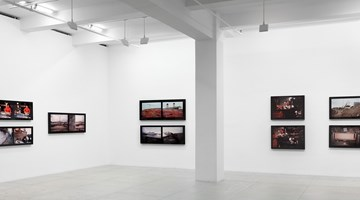 Contemporary art exhibition, Allan Sekula, Labor's Persistence at Marian Goodman Gallery, New York