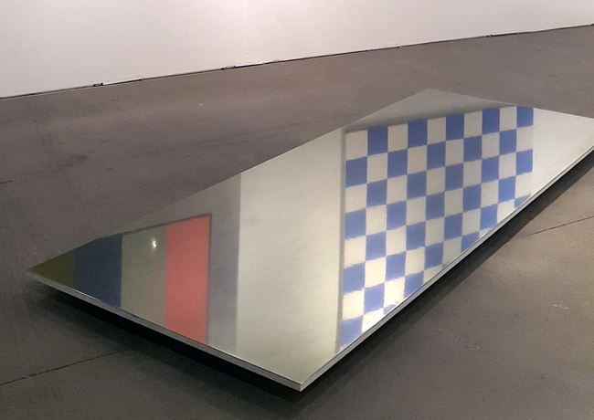 Malerei by Adrian Schiess contemporary artwork