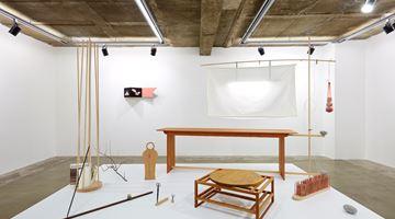Contemporary art exhibition, Jeongbae Lee, Jinju Lee, Seng Hwal at Baik Art, Seoul