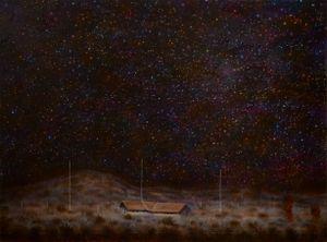 Radio Maria by Armin Boehm contemporary artwork painting