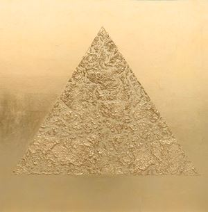 Edged - World No. 25 by Hong Hao contemporary artwork