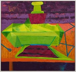 Paused Printer by Andrzej Zielinski contemporary artwork