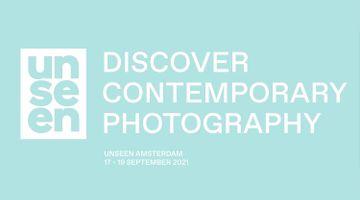 Contemporary art art fair, Unseen 2021 at Galerija Fotografija, Ljubljana, Slovenia