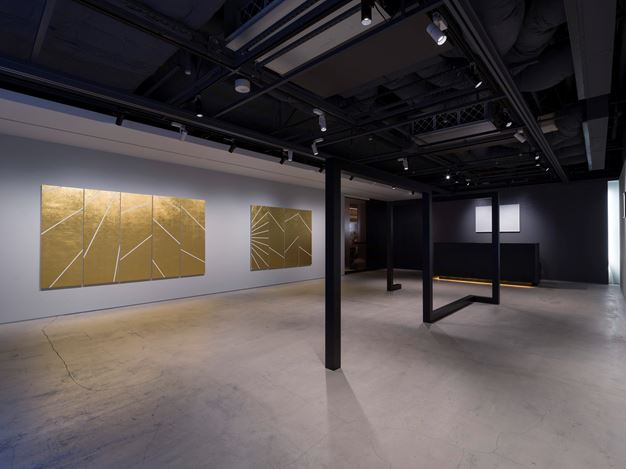 Exhibition view: Detanico Lain, Between Yesterday and Tomorrow, THE CLUB, Tokyo (23 November 2019–5 January 2020) Courtesy THE CLUB.