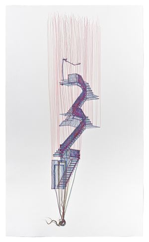 Staircase/s by Do Ho Suh contemporary artwork
