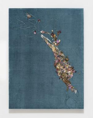 Untitled (Mekamelencolia - Velvet #12 DDRG24OC) by Lee Bul contemporary artwork