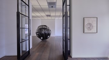 Contemporary art exhibition, Ichwan Noor, Beetle Sphere at Reflex Amsterdam, Netherlands