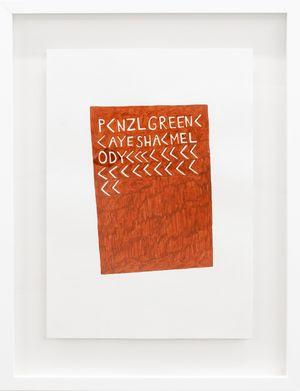 Passport #3 by Ayesha Green contemporary artwork