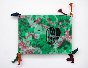 Untitled #5 by Jorge Pardo contemporary artwork