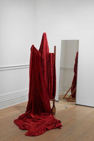 Carolee Schneemann (from Portraits of Eight New York Women) by Eleanor Antin contemporary artwork sculpture