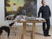 In The Studio: Ged Quinn, artist