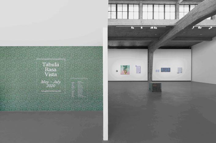 Exhibition view: Group exhibition, Tabula Rasa Vista, Tabula Rasa Gallery, Beijing (12 May–11 July 2020). Courtesy Tabula Rasa Gallery.