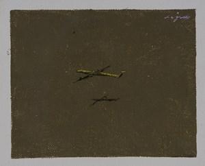 DON QUIXOTE redressed by C. K. Rajan contemporary artwork