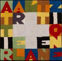 Attract Attention (ATTIRARE L'ATTENZIONE) by Alighiero Boetti contemporary artwork sculpture