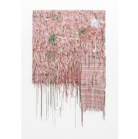 Weaving Into by Gabrielle Kruger contemporary artwork painting