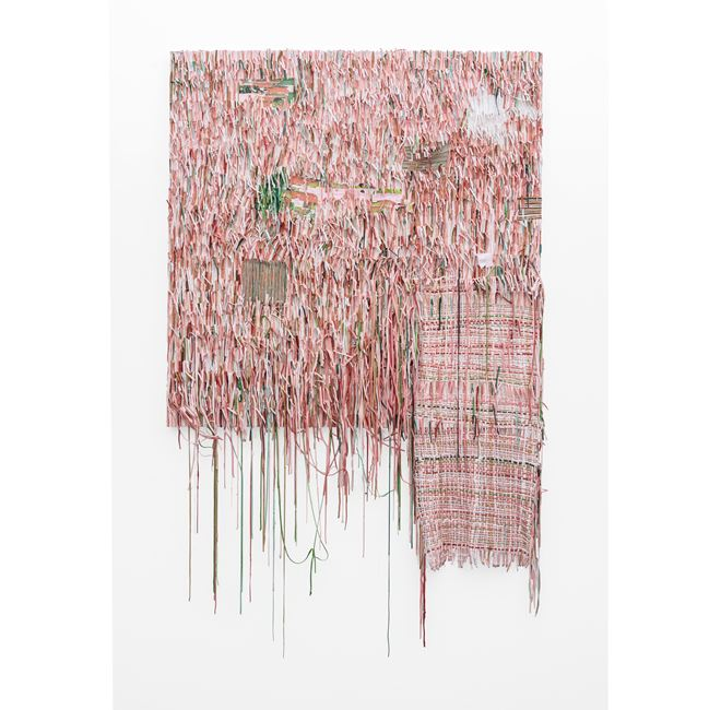 Weaving Into by Gabrielle Kruger contemporary artwork
