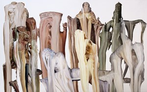 Goddess of Theater by Kei Imazu contemporary artwork