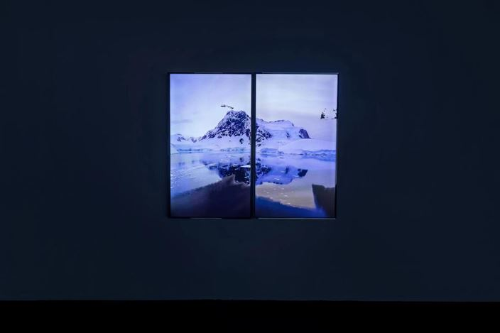 Exhibition view: Ma Qiusha, Tales of White Nights, Beijing Commune (24 September–9 November 2019). Courtesy Beijing Commune.
