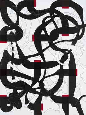 Segue II by Julia Morison contemporary artwork