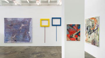 Contemporary art exhibition, Group Exhibition, Painting in due time at Thomas Erben Gallery, New York