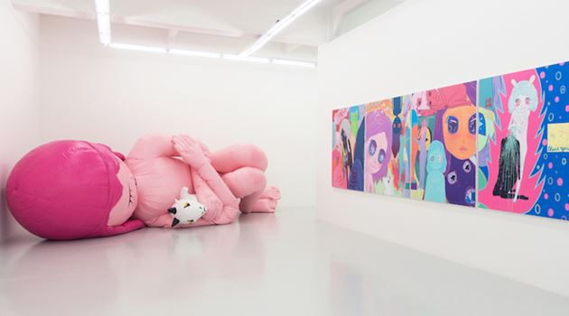 Yavuz Gallery contemporary art gallery in Singapore