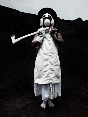 Endabeni 8 by Mohau Modisakeng contemporary artwork
