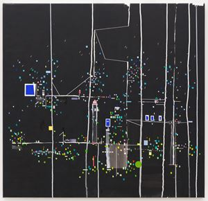 Apollo (humidity) by Bart Stolle contemporary artwork