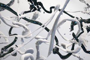 Bodypaint V 28 by Banz & Bowinkel contemporary artwork