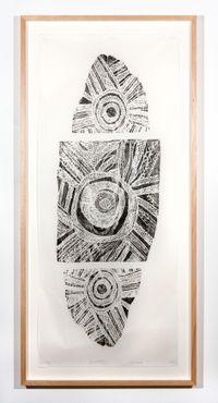 Buwakul by Mulkun Wirrpanda contemporary artwork print