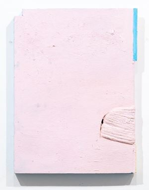 Untitled (pink) by Louise Gresswell contemporary artwork