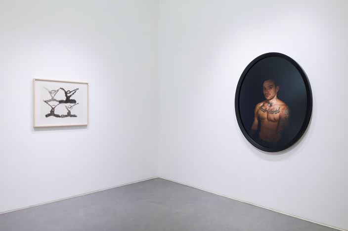 Exhibition view: Group Exhibition, be/longing, Lehmann Maupin, Hong Kong (26 June– 15 August 2020). Courtesy the artists and Lehmann Maupin, New York, Hong Kong, and Seoul.Photo: Elden Cheung.