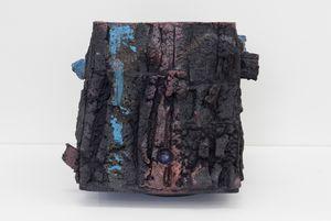 Lament for Tāne-mahuta by Tracy Keith contemporary artwork