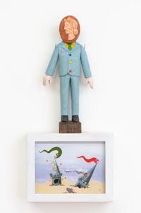 Rancid Fancy by Harry Watson contemporary artwork painting, sculpture