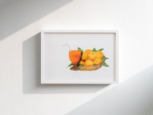 Mango by NONCHELEEE contemporary artwork